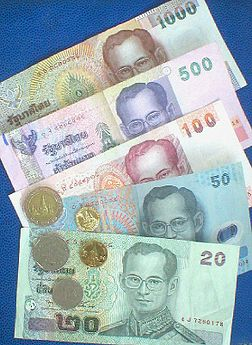 Thai Baht taken from Wikipedia